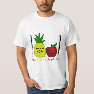 Le T-shirt des hommes de PPAP