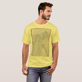 Le T-shirt des hommes de qualité