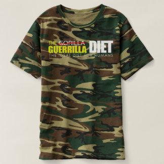 Le T-shirt des hommes de régime de guérillero