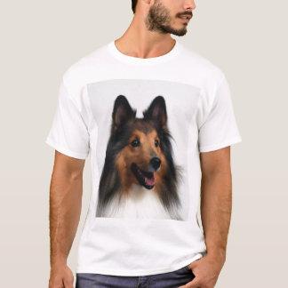 Le T-shirt des hommes de Sheltie