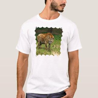 Le T-shirt des hommes de vagabondage d'hyène