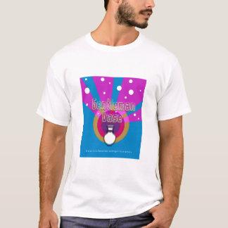 Le T-shirt des hommes de vase à monsieur