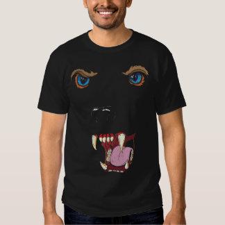 Le T-shirt des hommes de visage