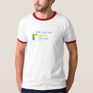 Le T-shirt des hommes de WFI