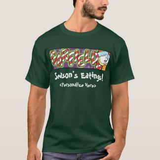 Le T-shirt des hommes d'Eatings de la saison de