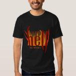 Le T-shirt des hommes d'enfer de club