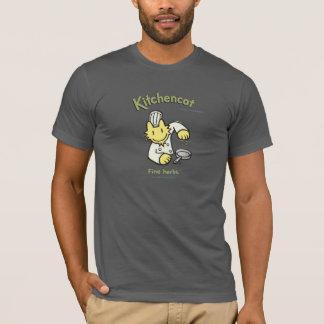 """Le T-shirt des hommes """"d'herbes fines"""""""