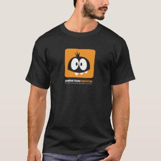 Le T-shirt des hommes d'icône de transitoire -