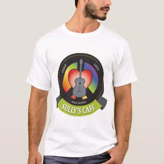 Le T-shirt des hommes du café Sully de base