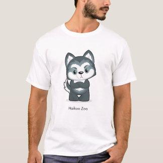 Le T-shirt des hommes fâchés d'Enroué-Loup