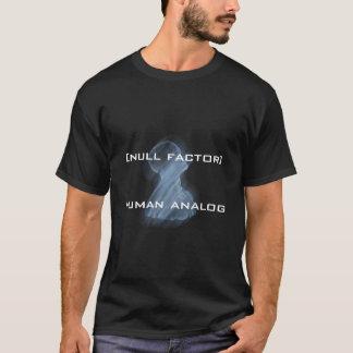 le T-shirt des hommes, [facteur nul] analogue