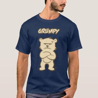 Le T-shirt des hommes GRINCHEUX