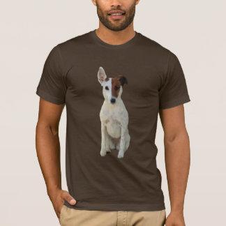 Le T-shirt des hommes mignons lisses de photo de
