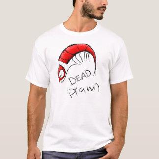 Le T-shirt des hommes morts de crevette rose