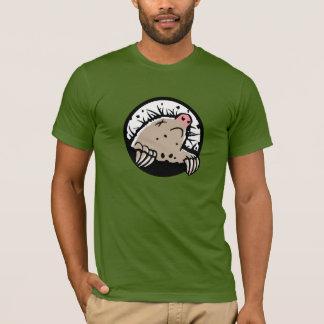 Le T-shirt des hommes morts de taupe