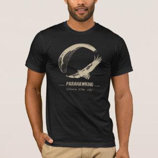 Le T-shirt des hommes - noir