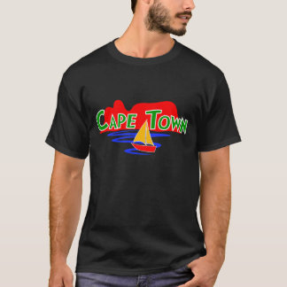 Le T-shirt des montagnards de Tableau de Cape Town