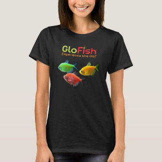 Le T-shirt des tétra femmes de GloFish®