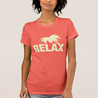 Le T-shirt d'été pour des femmes | détendent la co