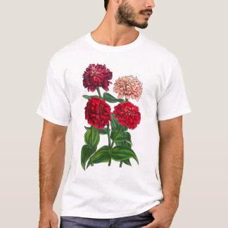 Le T-shirt du beau jardinier multicolore de