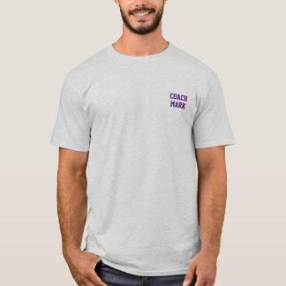 Le T-shirt du car pourpre de gemmes