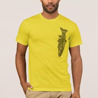 Le T-shirt du pêcheur élégant