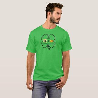 Le T-shirt du repas 7-Course de St Patrick