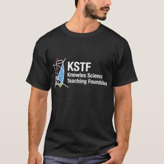 Le T-shirt foncé de base des hommes - KSTF