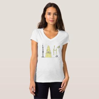 Le T-shirt | HOUSTON, TX (IAH) des femmes