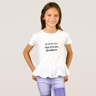 Le T-shirt le plus mignon de filles
