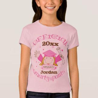 Le T-shirt mignon drôle de la fille faite sur