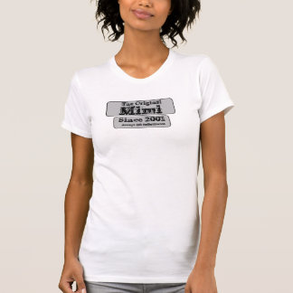 Le T-shirt Mimi original