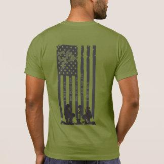 Le T-shirt Murph des hommes à haute tension de