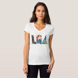 Le T-shirt | NEW YORK, NY (LGA) des femmes