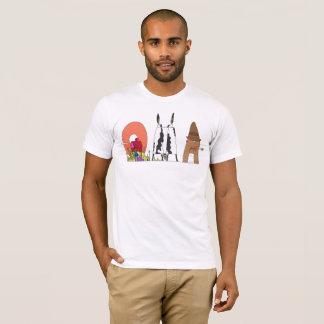 Le T-shirt   OMAHA, Ne (OMA) des hommes