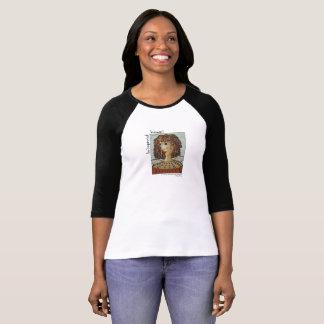 Le T-shirt pour la Femme-Un a autorisé la femme
