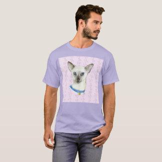 Le T-shirt rare d'aquarelle Artsy hypnotique de