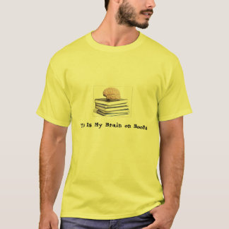 le T-shirt réserve des librairies
