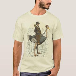 Le T-shirt solitaire de garde forestière
