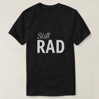 Le T-shirt toujours graphique des hommes de rad