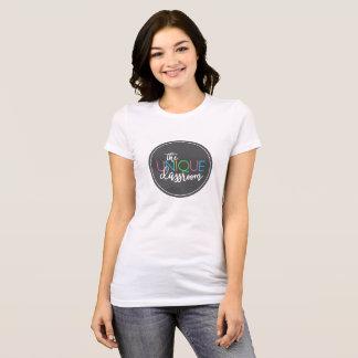 Le T-shirt unique de salle de classe