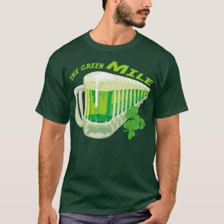 Le T-shirt vert de mille