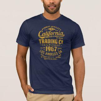 Le T-shirt vintage des hommes americana