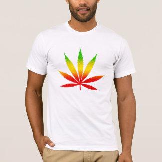 Le T-shirts de la Jamaïque Rasta de reggae des
