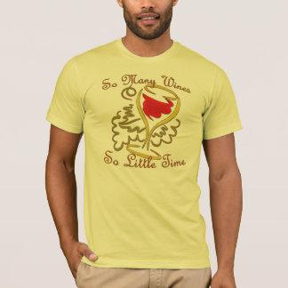 Le T-shirts de l'amateur de vin