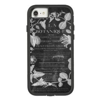 le tableau scripts le feuille botanique français coque Case-Mate tough extreme iPhone 7