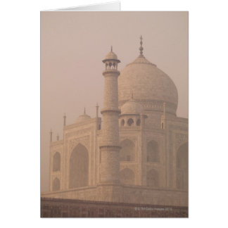 Le Taj Mahal, Âgrâ, uttar pradesh, Inde 6 Carte De Vœux