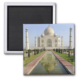 Le Taj Mahal, Âgrâ, uttar pradesh, Inde, Aimant Pour Réfrigérateur