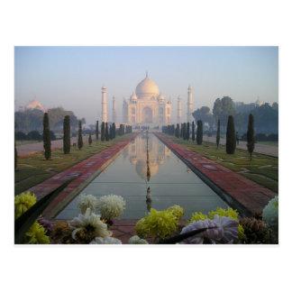 Le Taj Mahal Cartes Postales