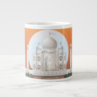 le Taj Mahal Mug